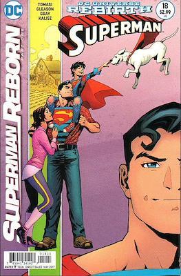 Superman Vol. 4 (2016-2018) (Comic Book) #18