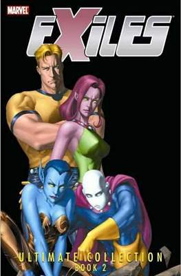 Exiles Ultimate Collection (Tpb) #2