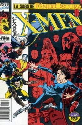 Classic X-Men Vol. 1 (1988-1992) (Grapa 32 pp) #35