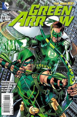 Green Arrow vol. 5 (2011-2016) (Comic-Book) #38