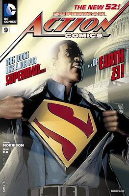 Action Comics Vol. 2 (2011-2016) #9
