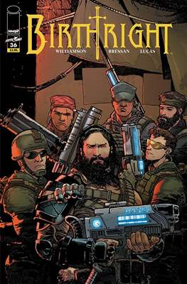 Birthright (Comic-book) #36