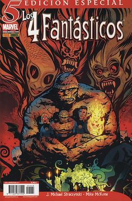 Los 4 Fantásticos Vol. 6. (2006-2007) Edición Especial #5