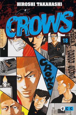 Crows (Rústica) #18