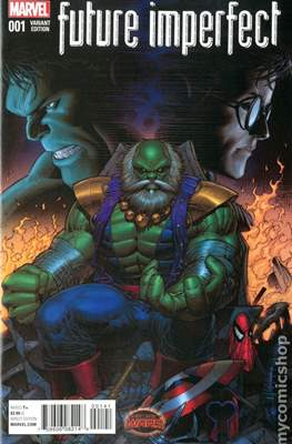 Future Imperfect (Variant Cover) #1.1