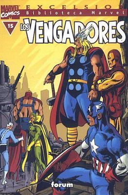 Biblioteca Marvel: Los Vengadores (1999-2001) (Rústica 160 pp) #15