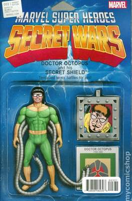 Secret Wars (2015) Variant Covers (Comic Book) #3.3