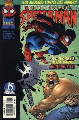 Spiderman Vol. 4 Peter Parker Spiderman ( 1997-1999) (Rústica 96-128 pp) #12