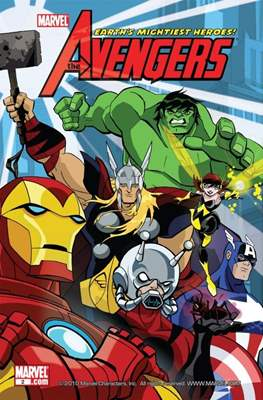 Avengers: Earth's Mightiest Heroes Vol 3 (Comic-Book / Digital 2011) #2