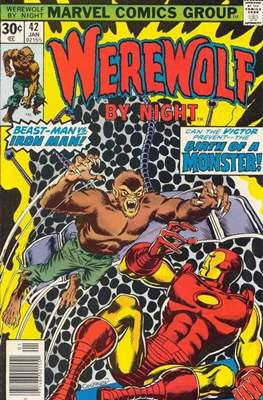 Werewolf by Night Vol 1 (Comic Book) #42