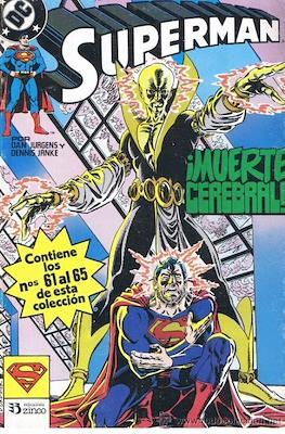 Superman (1984) (Retapado, Tomo rústica) #21