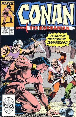 Conan The Barbarian (1970-1993) (Comic Book 32 pp) #225