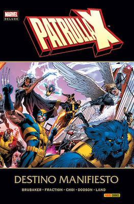 Patrulla-X. Destino Manifiesto. Marvel Deluxe