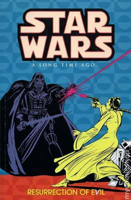 Star Wars: A Long Time Ago #3