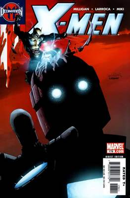 X-Men / New X-Men / X-Men Legacy Vol. 2 (1991-2012) (Comic Book 32 pp) #178