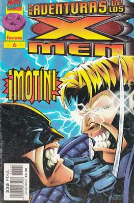 Las nuevas aventuras de los X-Men Vol. 2 #6