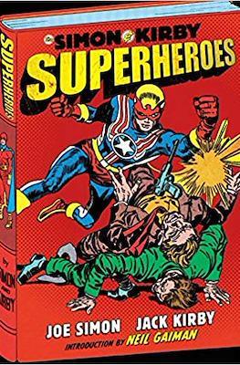 Simon and Kirby: Superheroes