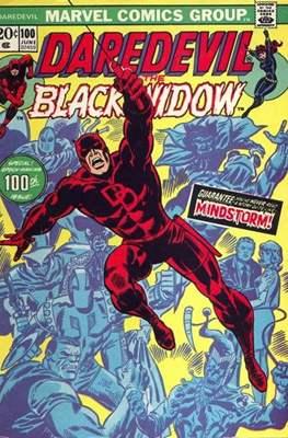 Daredevil Vol. 1 (1964-1998) (Comic Book) #100