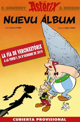 Astérix (Cartoné) #38
