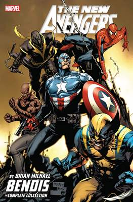 The New Avengers by Brian Michael Bendis: The Complete Collection (Softcover) #4