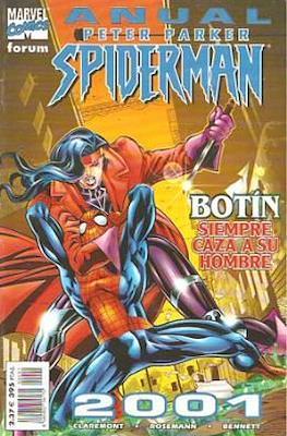 Spiderman vol. 4 Peter Parker Spiderman Especiales ( 1998-2001) (Grapa. 17x26. 40 páginas. Color) #3