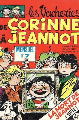 Les Vacheries de Corinne à Jeannot (Broche pocket 132 pp) #7