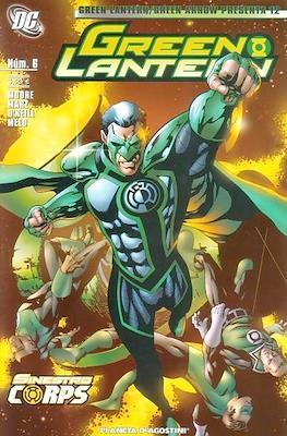 Green Lantern (2007-2008) (Grapa, 48-72 páginas) #6