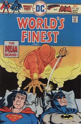 World's Finest Comics (1941-1986) (Comic Book) #232