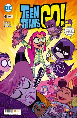 Teen Titans Go! (Grapa) #6