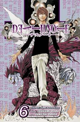 Death Note (Paperback) #6