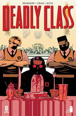 Deadly Class (Comic-book) #39