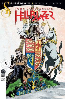 The Sandman Universe: John Constantine Hellblazer (Comic Book) #9