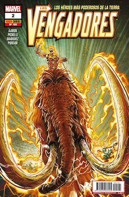 Los Vengadores Vol. 4 (2011-) (Grapa) #101/2
