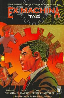 Ex Machina (Softcover) #2