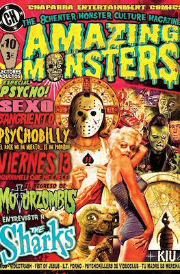 Amazing Monsters #10