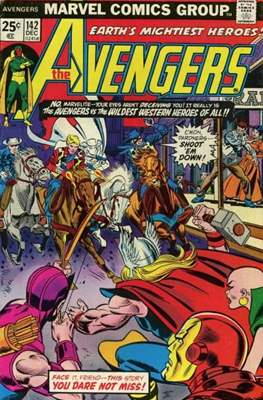 The Avengers Vol. 1 (1963-1996) (Comic Book) #142