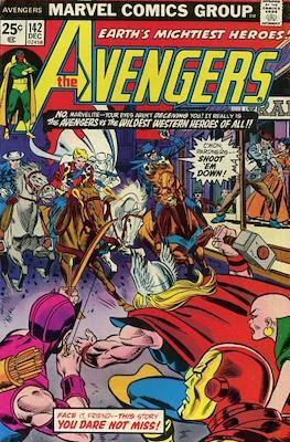 The Avengers Vol. 1 (1963-1996) (Grapa) #142
