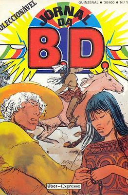 Jornal da B.D. (Grapa 21 x 30 cms.) #11