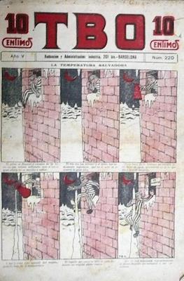 TBO (1917-1938) (Cuaderno) #220