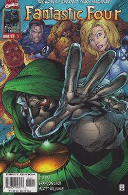 Fantastic Four Vol. 2 (Comic Book) #5