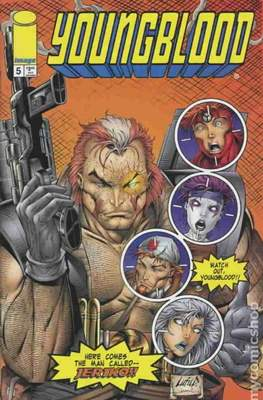 Youngblood (1995 Variant Covers) (Comic Book) #5