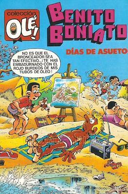 Colección Olé! Benito Boniato (Rústica 68 pp) #5