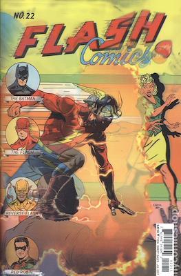 The Flash Vol. 5 (2016-2020) (Comic Book) #22