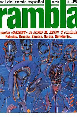 Rambla (Grapa) #20