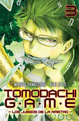 Tomodachi Game (Rústica con sobrecubierta) #3