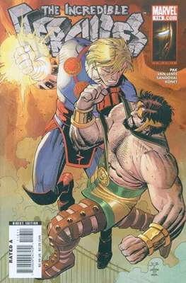 Hulk Vol. 1 / The Incredible Hulk Vol. 2 / The Incredible Hercules Vol. 1 (Comic-Book) #116