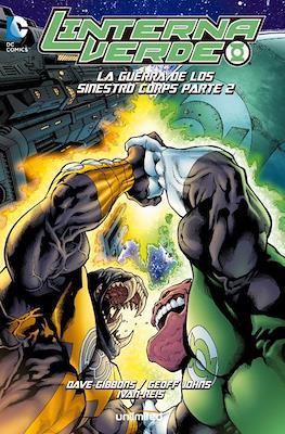Linterna Verde: La guerra de los Sinestro Corps (Rústica) #2