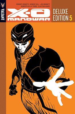 X-O Manowar Deluxe Edition #5