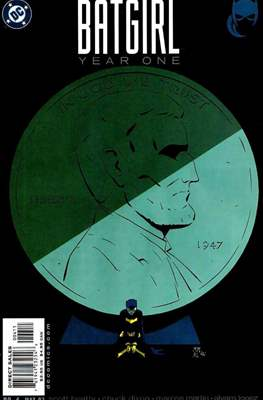 Batgirl: Year One (Comic Book) #4