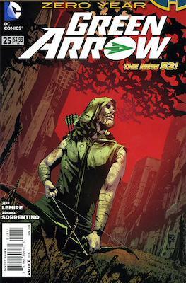Green Arrow vol. 5 (2011-2016) (Comic-Book) #25